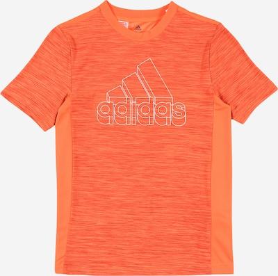 ADIDAS PERFORMANCE Functioneel shirt in de kleur Sinaasappel, Productweergave