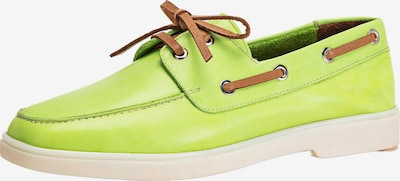 INUOVO Moccasins in Green, Item view