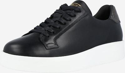 Barbour Sneaker 'Bianca' in goldgelb / rauchgrau / schwarz, Produktansicht