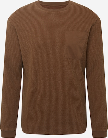 Maglietta 'BENT' di DRYKORN in marrone