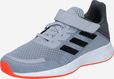 ADIDAS PERFORMANCE Sports shoe 'DURAMO' in Light grey / Black, Item view