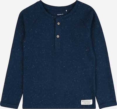 NAME IT Shirt in dunkelblau, Produktansicht