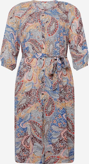 Esprit Curves Košulja haljina u svijetlobež / miks boja, Pregled proizvoda