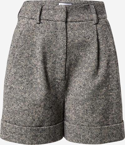 PAUL & JOE Pantalon à pince en beige chiné / noir, Vue avec produit