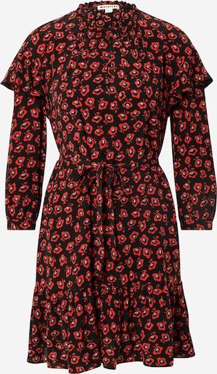 Whistles Kleid in rot / schwarz / weiß, Produktansicht