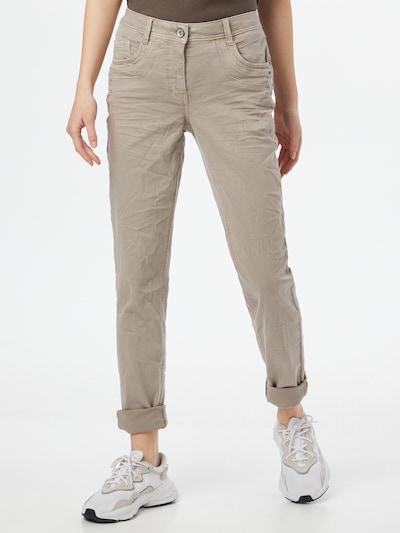 CECIL Jeans in beige, Modelansicht