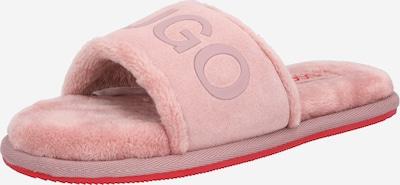 HUGO Hausschuh 'Cozy' in rosa, Produktansicht