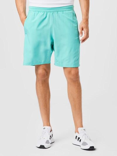 ADIDAS PERFORMANCE Sportovní kalhoty - námořnická modř / tyrkysová, Model/ka