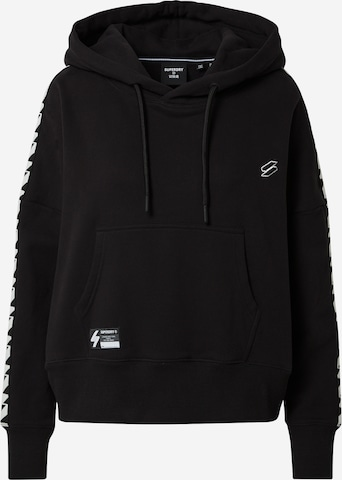 Superdry Sweatshirt in Black