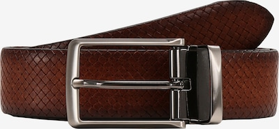 Lloyd Men's Belts Ledergürtel Kantenfinish in braun, Produktansicht