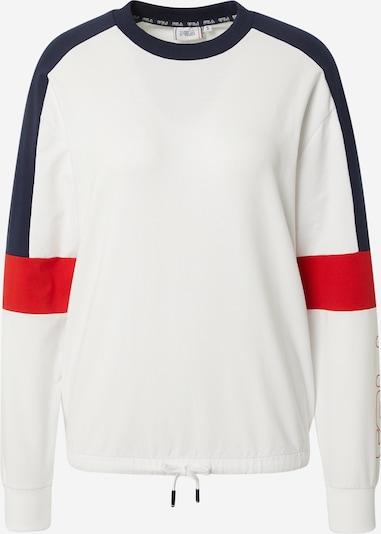 FILA Athletic Sweatshirt 'Paulina' in Dark blue / Red / White, Item view