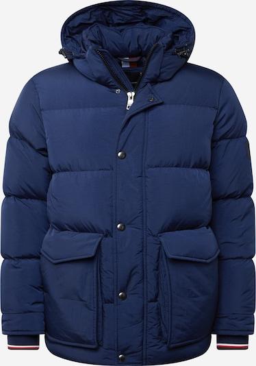 Žieminė striukė iš TOMMY HILFIGER , spalva - tamsiai mėlyna, Prekių apžvalga