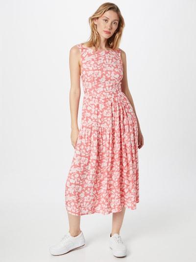 Trendyol Kleid in rot / weiß, Modelansicht