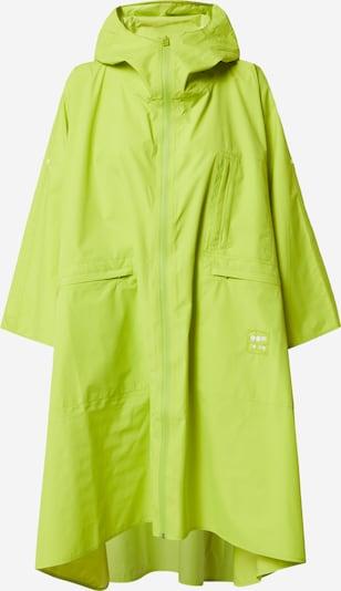 OOF WEAR Mantel in neongrün, Produktansicht