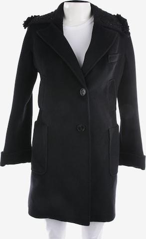 Blumarine Jacket & Coat in M in Black