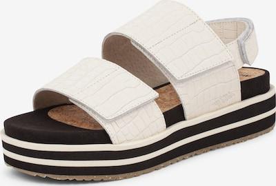 WODEN Sandale 'Saga' in weiß, Produktansicht