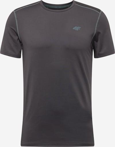 4F Koszulka funkcyjna w kolorze czarnym, Podgląd produktu