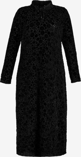 Ulla Popken Jurk in de kleur Zwart, Productweergave