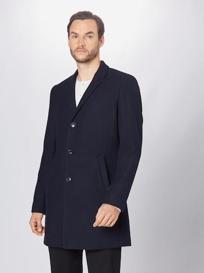 Palton de primăvară-toamnă s.Oliver BLACK LABEL pe albastru amestec, Vizualizare model
