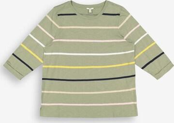 Esprit Curves Shirt in Grün