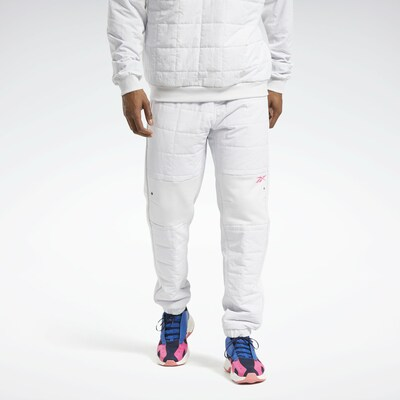 REEBOK Sporthose in weiß, Modelansicht