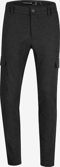 INDICODE JEANS Pantalon cargo ' Eckhart ' en gris: Vue de face