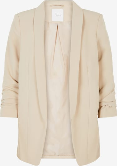 PIECES Blazer in beige, Produktansicht