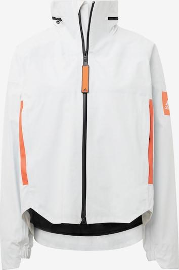 ADIDAS PERFORMANCE Regenjacke 'MYSHELTER' in weiß, Produktansicht