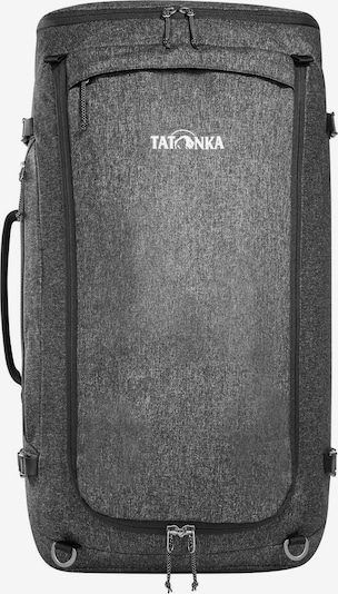 TATONKA Reisetasche 'Duffle Bag' in grau / weiß, Produktansicht