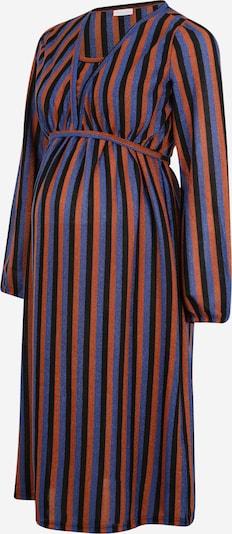 MAMALICIOUS Рокля 'Becca' в синьо / оранжево / черно, Преглед на продукта