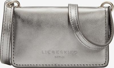 Liebeskind Berlin Umhängetasche 'Sina' in schwarz / silber, Produktansicht