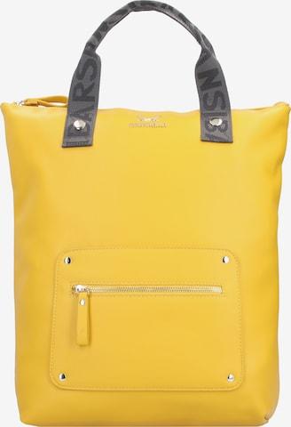 SANSIBAR Rucksack in Gelb