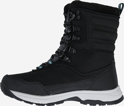 ICEPEAK Boots en noir, Vue avec produit
