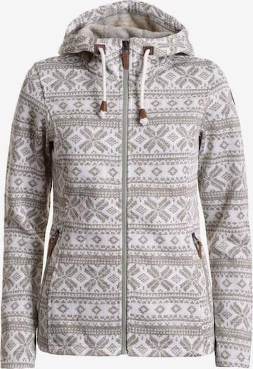 ICEPEAK Jacke ' Ep Aneta ' in grau / weiß, Produktansicht