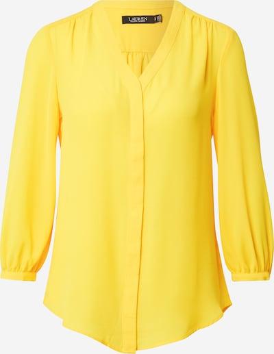 Lauren Ralph Lauren Bluse 'FAJOLA' in gelb, Produktansicht