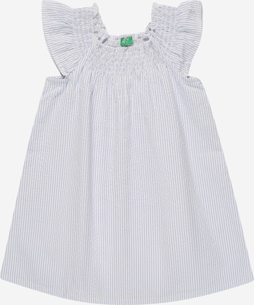 UNITED COLORS OF BENETTON Dress in Blue