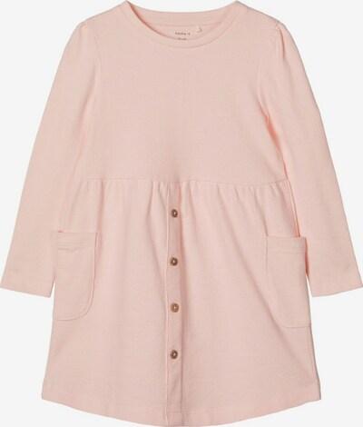 NAME IT Baumwoll Kleid in rosa, Produktansicht