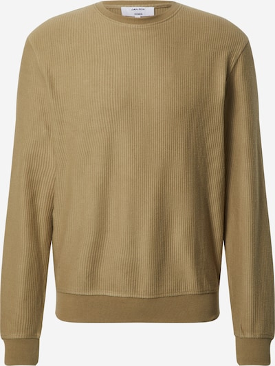 DAN FOX APPAREL Sweatshirt 'Torge' in de kleur Kaki, Productweergave