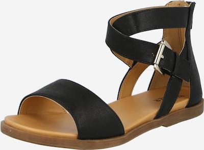 BULLBOXER Sandal i svart, Produktvy