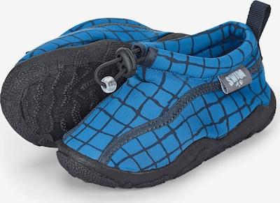 STERNTALER Claquettes / Tongs en bleu / bleu marine, Vue avec produit
