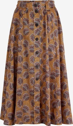 SoSUE Rok in de kleur Bruin / Gemengde kleuren, Productweergave