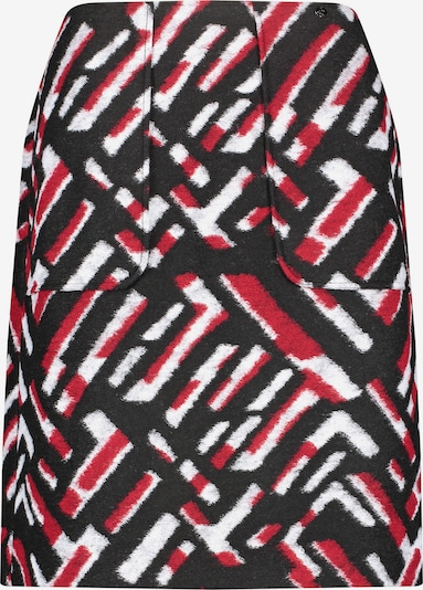 GERRY WEBER Skirt in Red / Black / White, Item view