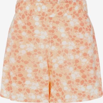 Kelnės 'Nya' iš PIECES , spalva - kremo / abrikosų spalva / balta, Prekių apžvalga