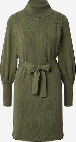 EDITED Плетена рокля 'Malene' в зелено