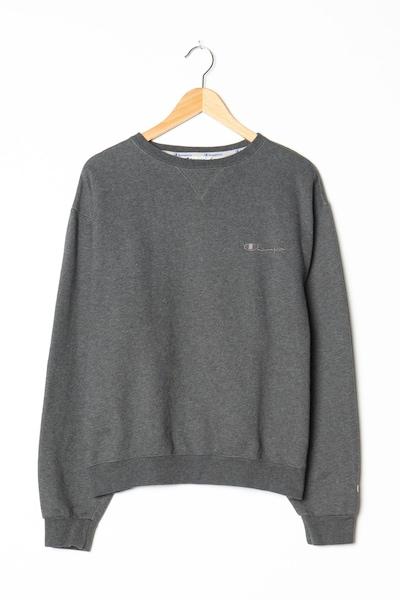 Champion Authentic Athletic Apparel Sweatshirt in XXL-XXXL in basaltgrau, Produktansicht