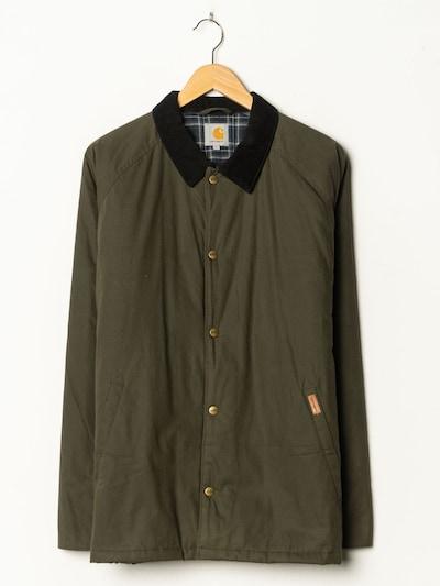 Carhartt WIP Jacke in L-XL in grünmeliert, Produktansicht
