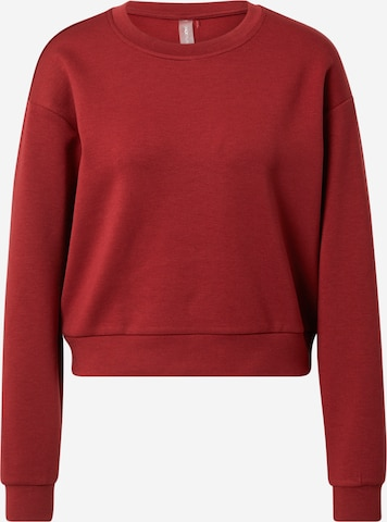 ONLY PLAY Sportsweatshirt i rød