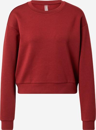ONLY PLAY Sweatshirt in rot, Produktansicht
