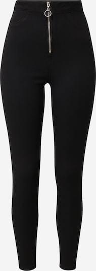 Missguided Jeans 'Outlaw' in black denim, Produktansicht