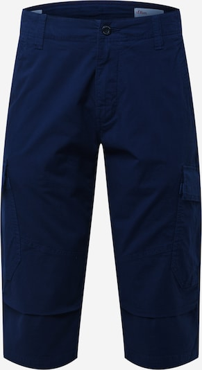 s.Oliver Cargobroek in de kleur Donkerblauw, Productweergave
